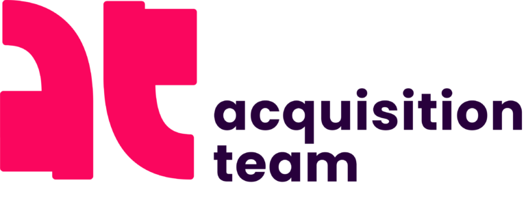 logo acquisitione team